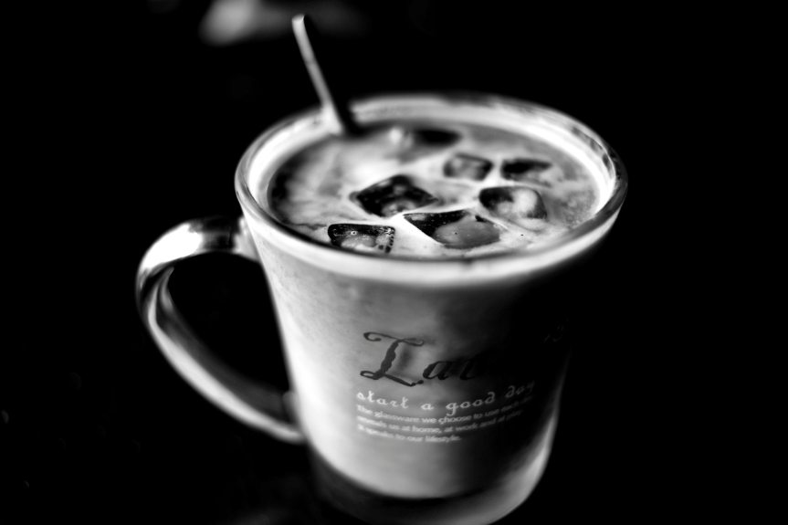 black-and-white-breakfast-caffeine-156924